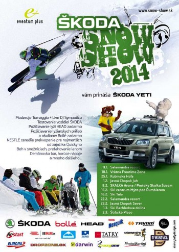 Snow Show 2014