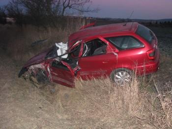 nehoda auto