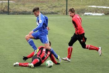 FK Dukla Banska Bystrica - MFK Tatran Liptovsky Mikulas, 5.2.2014