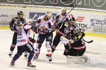 Hokej - HC 05 Banska Bystrica - HKM Zvolen, 11.02.2014, Banska Bystrica