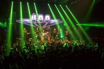 Koncert U.D.O., Ministry of Fun, Banska Bystrica, 9.2.2014