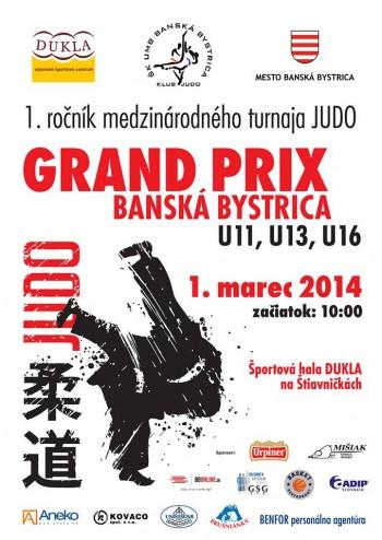 grand prix banska bystrica judo turnaj deti