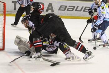 Hokej - HC 05 Banska Bystrica - HK Nitra, 30.03.2014, Banska Bystrica