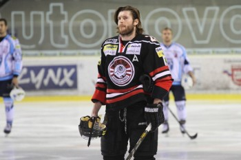 Hokej - HC 05 Banska Bystrica - HK Nitra, 31.03.2014, Banska Bystrica