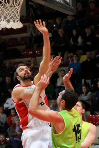SKP Banska Bystrica - BK Levicki Patrioti, basketbal, 2.3.2014