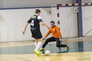 Futsal - MIBA Banska Bystrica - FSC Prievidza, 28.02.2014, Banska Bystrica