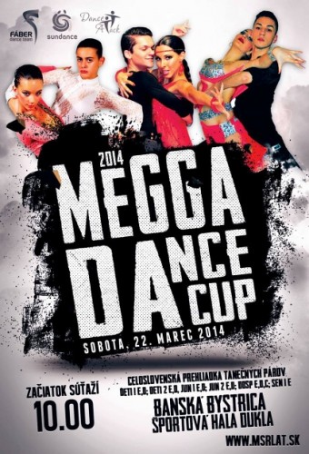 mega dance cup
