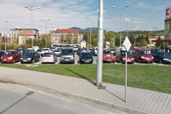 parkovisko kaufland