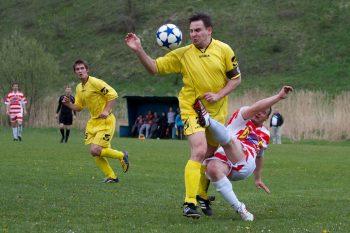Harmanec - Riecka, futbal, futbal na dedine 2014