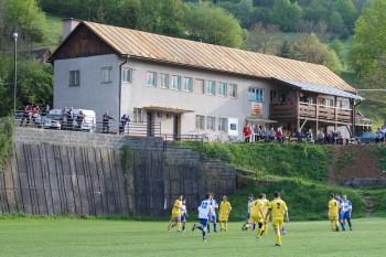 Regionalny futbal dedina - Malachov - Harmanec, BBonline.sk 2014