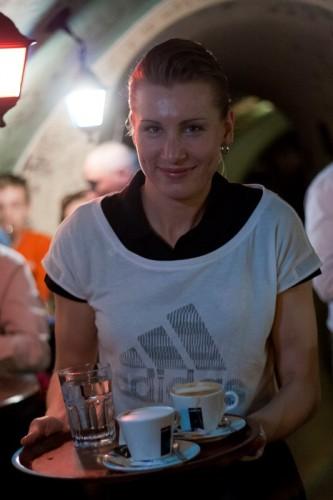 Coffee Fiesta Banská Bystrica sportovci charitativne podujatie