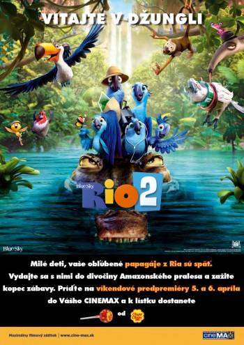 Rio2_predpremiera_A4_CINEMAX