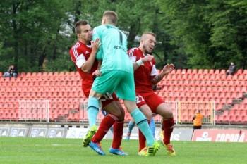 Futbal - FK Dukla Banska Bystrica - FC Nitra, 03.05.2014, Banska Bystrica