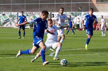 Futbal - FC Spartak Trnava  - FK Dukla Banska Bystrica, 10.05.2014, Trnava