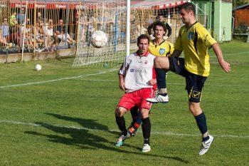 Slovenska Lupca - Jupie Podlavice Banska Bystrica, futbal dedina, 25.5.2014