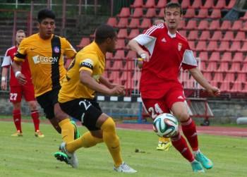 Futbal - FK Dukla Banska Bystrica -  FK AS Trencin, 31.05.2014, Banská Bystrica