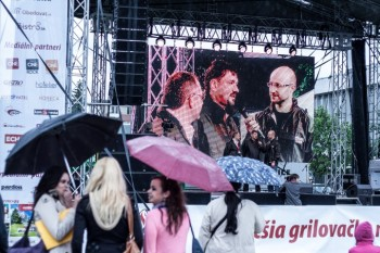 Grilliada 2014, Banska Bystrica, 16.5.2014