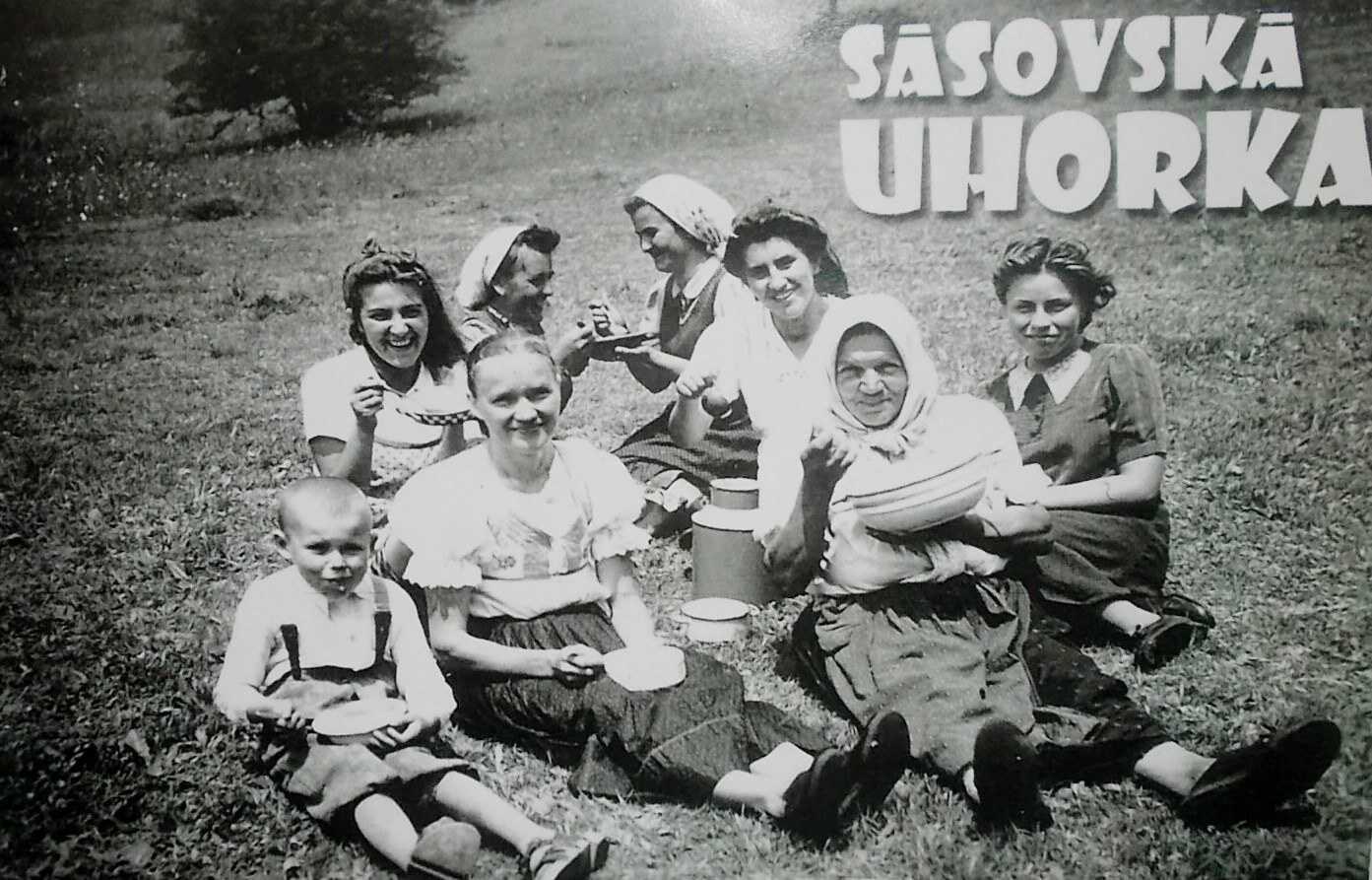 ženy zo Sásovej 1943