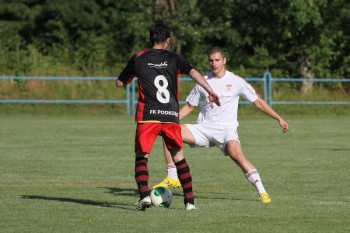 Futbal - FK Tatran Podkonice - HC 05 Banska Bystrica, 26.06.2014, Podkonice