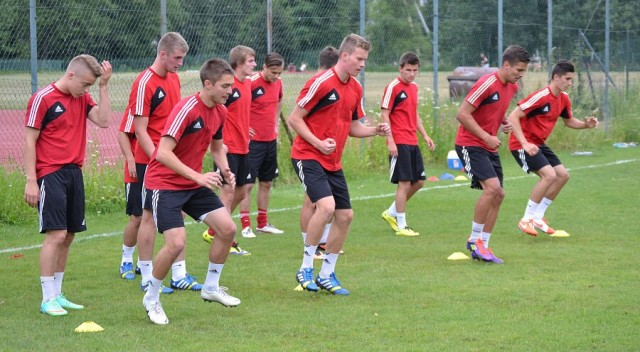 Trening FK Dukla Banska Bystrica, 16.6.2014, Banska Bystrica