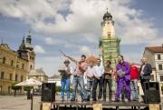 Vinspacirka, Banska Bystrica, 31.5.2014