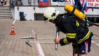 TFA SLOVAKIA 2014, hasici, poziar, Banska Bystrica, 7.6.2014