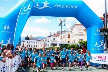 Tesco beh pre zivot Banska Bystrica, 8.6.2014