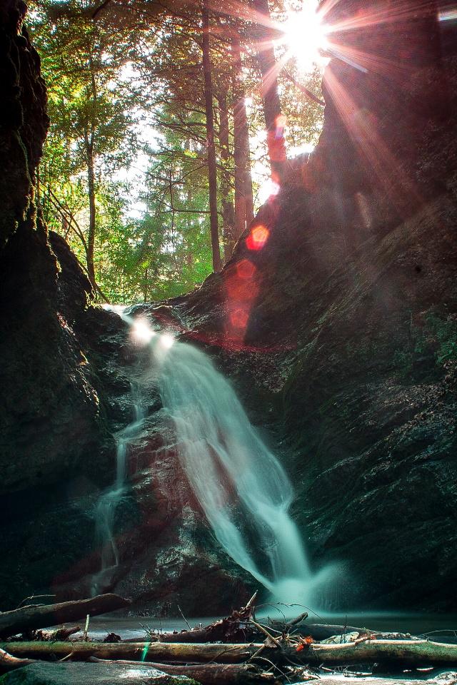 Kralicky vodopad, foto: Vlado Lukac | REGIONAL MEDIA, s.r.o.
