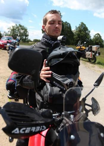 Dusan Hein cesta po Europe