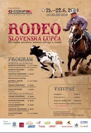 Rodeo Slovenska Lupca