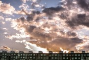 pocasie sidlisko oblaky