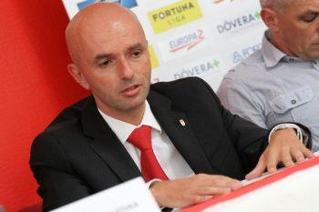 Tlacova konferencia FK Dukla Banska Bystrica - 07.07.2014 - Banska Bystrica