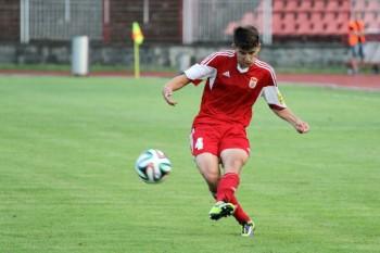 Futbal - FK Dukla Banska Bystrica - FK Senica - 19.07.2014 Banska Bystrica