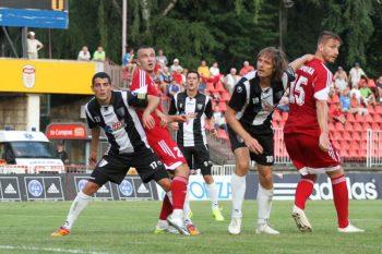Futbal - FK Dukla Banska Bystrica - Spartak Myjava - 26.07.2014 Banska Bystrica