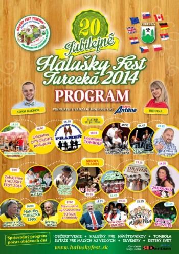 Haluskovy festival 2014 - Turecka