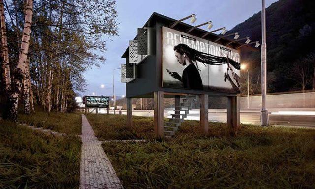 bilboardove domy