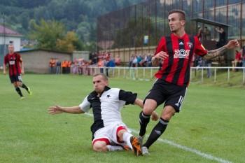 Futbal - FK 34 Brusno - Ondrej vs. FC Spartak Trnava - 13.08.2014 Brusno