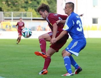 Futbal - ZP Sport Podbrezova - FK Dukla Banska Bystrica - 02.08.2014 Podbrezova