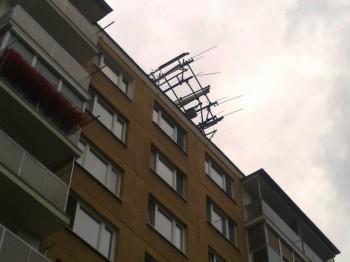 antena radvan