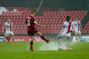 FK Dukla - AS Trencin 2014 | REGIONAL MEDIA, s.r.o.