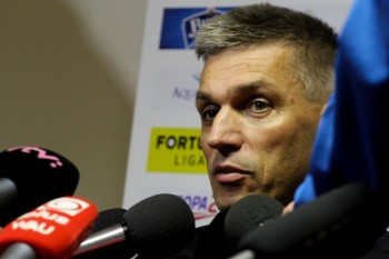 Futbal - FK Dukla Banska Bystrica - AS Trencin - 30.09.2014 - Banska Bystrica