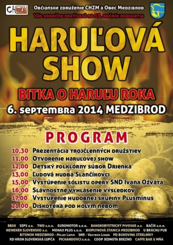 Medzibrod Harulova show
