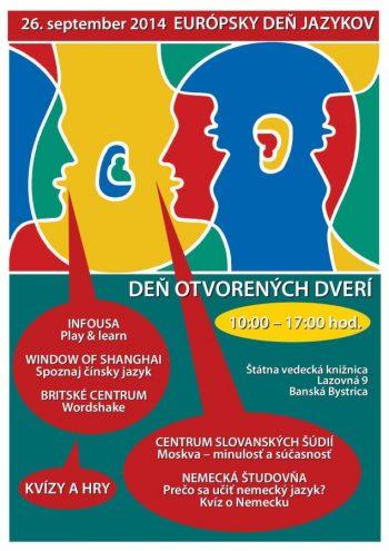 europsky den jazykov