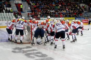 Hokej - HC 05 Banska Bystrica - HKM Zvolen - 05.10.2014 - Brezno