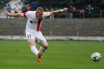 Futbal Slovnaft Cup - MFK Lokomotiva Zvolen - AS Trencin - 15.10.2014 - Zvolen