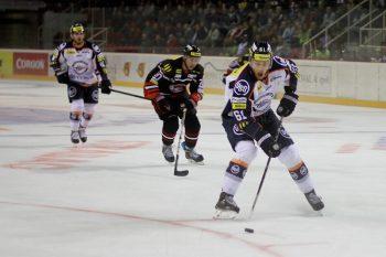 Hokej - HC 05 Banska Bystrica - HC Kosice - 17.10.14 - Banska Bystrica
