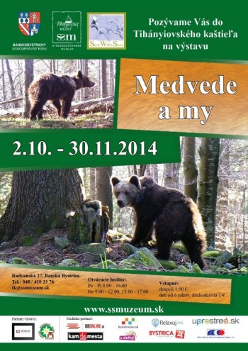 Medvede a my