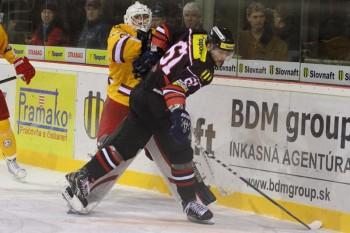 Hokej - HC 05 Banska Bystrica - Dukla Trencin - 02.11.2014 - Banska Bystrica