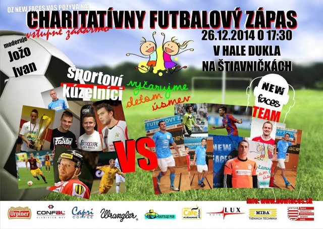 Charitatívny futbalový zápas