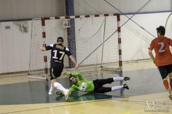 Futsal -MIBA Banska Bystrica - FC Bulls Trnava - 14.11.2014 - Banska Bystrica